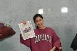 『チア☆ダン』のクランクアップを迎えた土屋太鳳(C)TBS