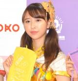 『ももいろクローバーZ ×3COINS/ASOKO コラボ商品企画』発表記者会見に出席した玉井詩織