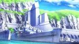 公開された『アズールレーン』のティザーPVの場面カット (C)Manjuu Co.,Ltd., Yongshi Co.,Ltd.&Yostar Inc./アニメ「アズールレーン」製作委員会