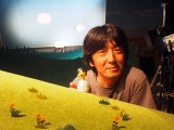 コマ撮りアニメーションパート を担当したドワーフの合田経郎さん (C)ORICON NewS inc.