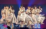 4thシングル「世界の人へ」を披露=NGT48 4thシングル「世界の人へ」発売記念イベント『新章 NGT48宣言!! 〜世界の人よ、共に歌おう〜』 (C)ORICON NewS inc.