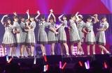 「心に太陽」(チームNIII)=NGT48 4thシングル「世界の人へ」発売記念イベント『新章 NGT48宣言!! 〜世界の人よ、共に歌おう〜』 (C)ORICON NewS inc.