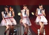 「今日は負けでもいい」(研究生)=NGT48 4thシングル「世界の人へ」発売記念イベント『新章 NGT48宣言!! 〜世界の人よ、共に歌おう〜』 (C)ORICON NewS inc.