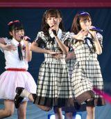 「春はどこまで来るのか?」=NGT48 4thシングル「世界の人へ」発売記念イベント『新章 NGT48宣言!! 〜世界の人よ、共に歌おう〜』 (C)ORICON NewS inc.