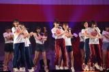 ライブラストに4thシングル「世界の人へ」を43人全員で披露=NGT48 4thシングル「世界の人へ」発売記念イベント『新章 NGT48宣言!! 〜世界の人よ、共に歌おう〜』 (C)ORICON NewS inc.