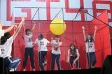 ガタフレコーナー=NGT48 4thシングル「世界の人へ」発売記念イベント『新章 NGT48宣言!! 〜世界の人よ、共に歌おう〜』(C)AKS