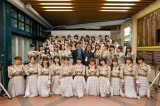 NGT48 4thシングル「世界の人へ」発売記念イベント『新章 NGT48宣言!! 〜世界の人よ、共に歌おう〜』(C)AKS
