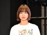 トークショーの司会を務めた篠田麻里子 (C)ORICON NewS inc.
