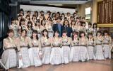 テレビ新潟で放送中の冠番組『NGT48のにいがったフレンド!』で共演しているロッチも取材に応じた (C)ORICON NewS inc.