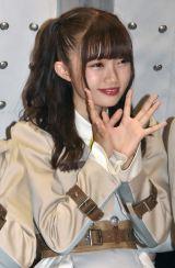 中井りか=『新章 NGT48宣言!! 〜世界の人よ、共に歌おう〜』 (C)ORICON NewS inc.