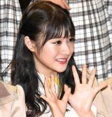 加藤美南=『新章 NGT48宣言!! 〜世界の人よ、共に歌おう〜』 (C)ORICON NewS inc.