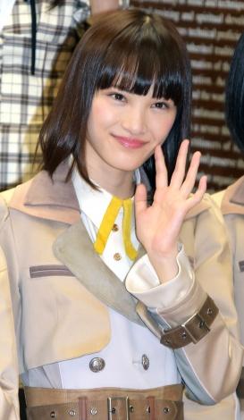 太野彩香=『新章 NGT48宣言!! 〜世界の人よ、共に歌おう〜』 (C)ORICON NewS inc.