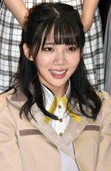 奈良未遥=『新章 NGT48宣言!! 〜世界の人よ、共に歌おう〜』 (C)ORICON NewS inc.