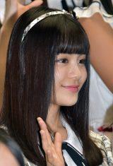 清司麗菜=『新章 NGT48宣言!! 〜世界の人よ、共に歌おう〜』 (C)ORICON NewS inc.