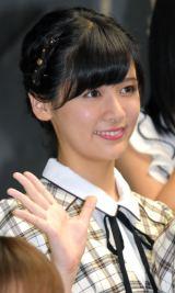 村雲颯香=『新章 NGT48宣言!! 〜世界の人よ、共に歌おう〜』 (C)ORICON NewS inc.