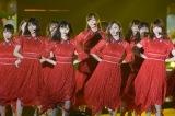 『Girls Award 2018 A/W』に登場した乃木坂46 (C)ORICON NewS inc.