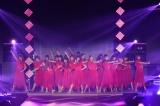 『Girls Award 2018 A/W』に登場した乃木坂46(C)Rakuten GirlsAward 2018 AUTUMN/WINTER