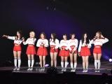 『Rakuten GirlsAward 2018 AUTUMN/WINTER』でライブパフォーマンスを披露した韓国発の9人組ガールズグループ・MOMOLAND (C)ORICON NewS inc.