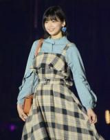 『Girls Award 2018 A/W』non-noステージに登場した渡邉理佐 (C)ORICON NewS inc.