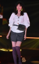 『Rakuten GirlsAward 2018 AUTUMN/WINTER』の模様 (C)ORICON NewS inc.