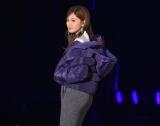 『Rakuten GirlsAward 2018 AUTUMN/WINTER』に登場した白石麻衣 (C)ORICON NewS inc.