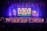1日目、9月15日の『ポプテピピックスペシャルイベント 〜POP CAST EPIC!!』(C)大川ぶくぶ/竹書房・キングレコード