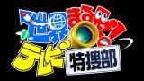 『世界まる見え!テレビ特捜部』のロゴ(C)日本テレビ
