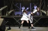 松村香織がケツバットを浴びせる罰ゲーム=『SKE48 リクエストアワー セットリストベスト100 2018』15日昼公演(C)AKS