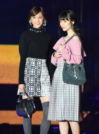 『Girls Award 2018 A/W』non-noステージの模様 (C)ORICON NewS inc.