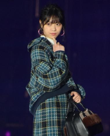 『Girls Award 2018 A/W』non-noステージに登場した西野七瀬(C)ORICON NewS inc.