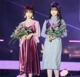 『Rakuten GirlsAward 2018 AUTUMN/WINTER』のスペシャルステージに登場した乃木坂46 (C)ORICON NewS inc.