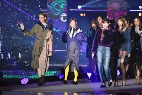 サムネイル 『Girls Award 2018 A/W』グランドフィナーレの模様 (C)ORICON NewS inc.