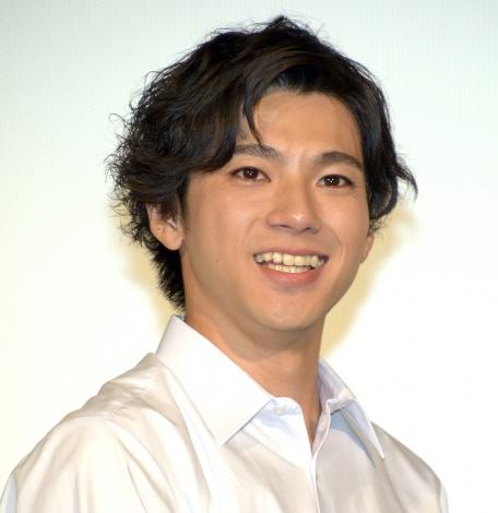 映画『あの頃、君を追いかけた』完成披露試写会に出席した山田裕貴 (C)ORICON NewS inc.