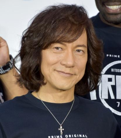 『HITOSHI MATSUMOTO Presents FREEZE(フリーズ)』配信記念記者発表会に出席したダイアモンド☆ユカイ (C)ORICON NewS inc.