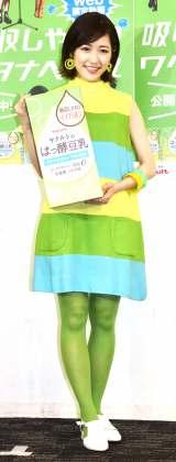 『東京ヤクルトスワローズ対阪神タイガース』の始球式に登場した渡辺麻友 (C)ORICON NewS inc.
