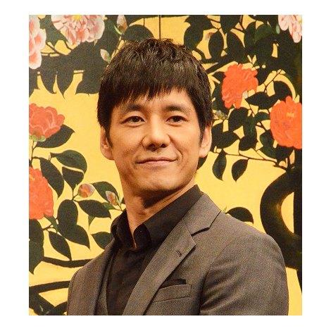 映画『散り椿』シニア夫婦試写会舞台あいさつに登壇した西島秀俊 (C)ORICON NewS inc.