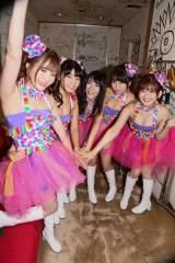 解散ライブを行ったG☆Girls