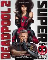 『デッドプール2 3枚組ブルーレイ&DVD』(C)2018 Twentieth Century Fox Home Entertainment LLC. All Rights Reserved.