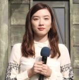 NHK連続テレビ小説のバトンタッチセレモニーに出席した永野芽郁 (C)ORICON NewS inc.