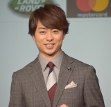 櫻井翔、日本開催のラグビーW杯に期待感「いちファンとして楽しみ」