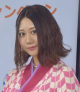『愛知デスティネーション』のキャンペーン発表会に出席したSKE48・古畑奈和 (C)ORICON NewS inc.