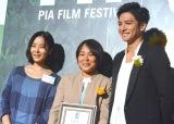 『ぴあフィルムフェスティバル』PFFアワード2018の授賞式の模様 (C)ORICON NewS inc.