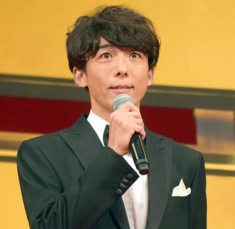映画『億男』完成披露試写会に出席した高橋一生 (C)ORICON NewS inc.