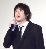 渡辺大知=映画『勝手にふるえてろ』舞台あいさつ (C)ORICON NewS inc.