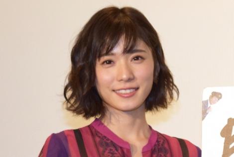 サムネイル 映画『勝手にふるてえろ』公開直前イベントに出席した松岡茉優 (C)ORICON NewS inc.
