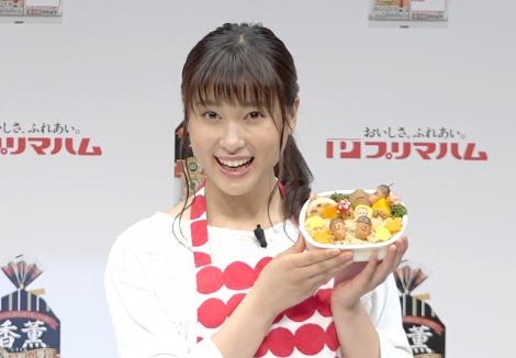 サムネイル 料理の腕前を披露した土屋太鳳 (C)ORICON NewS inc.