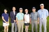 川淵三郎、松井秀喜がゴルフトーク