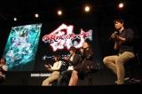 『甲鉄城のカバネリ -乱- 始まる軌跡(みちあと)』発表会の模様