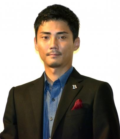 毎熊克哉=映画『純平、考え直せ』初日舞台あいさつ (C)ORICON NewS inc.