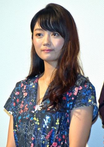 森田涼花=映画『純平、考え直せ』初日舞台あいさつ (C)ORICON NewS inc.